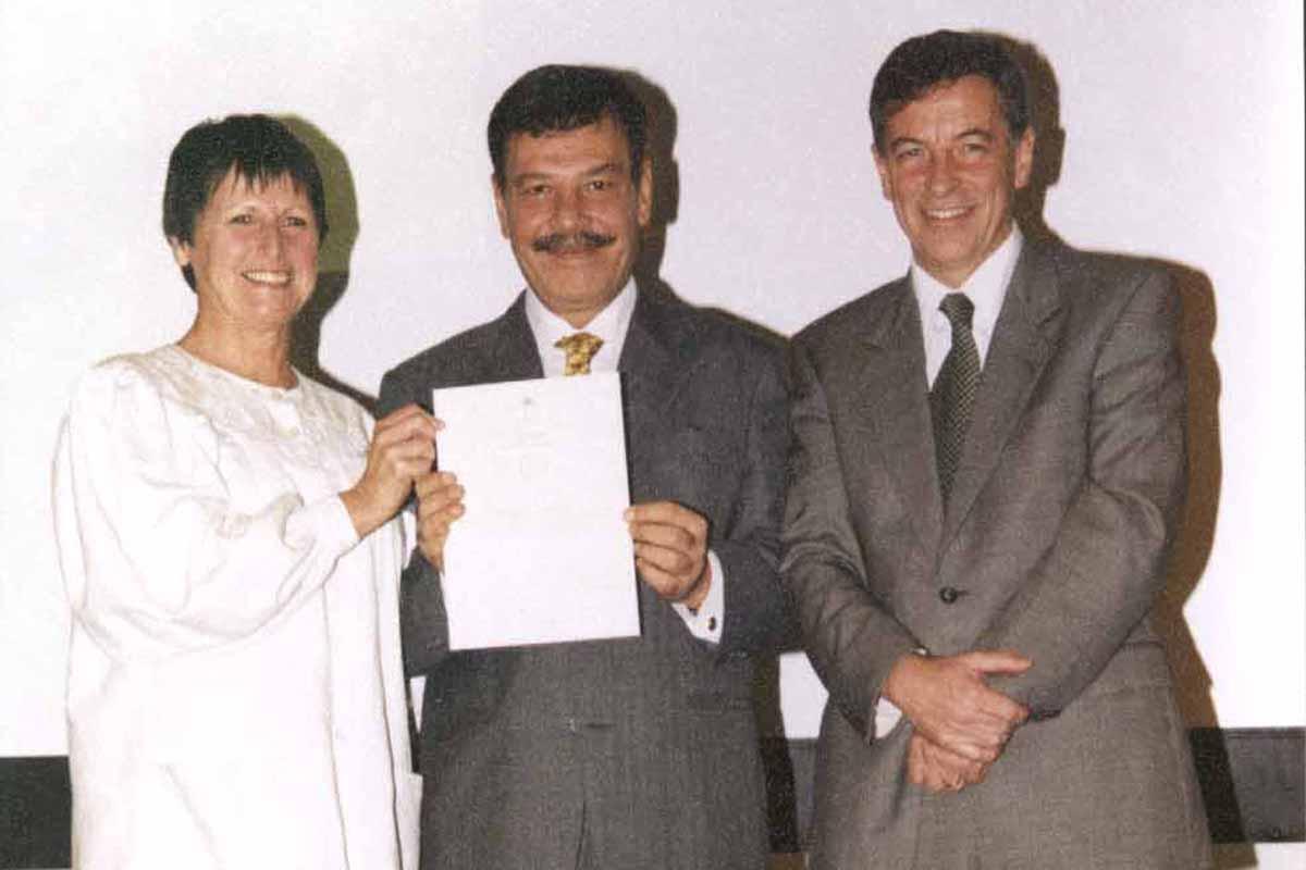 <h6>UNEP - Global 500 Roll of Honor Award till Globträdet</h6>