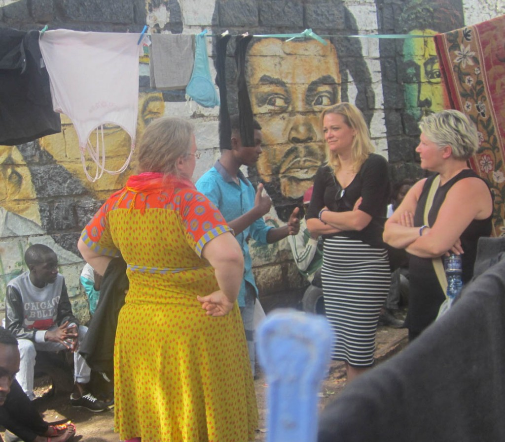 Afrika 2016 Dandora Musik Anna9