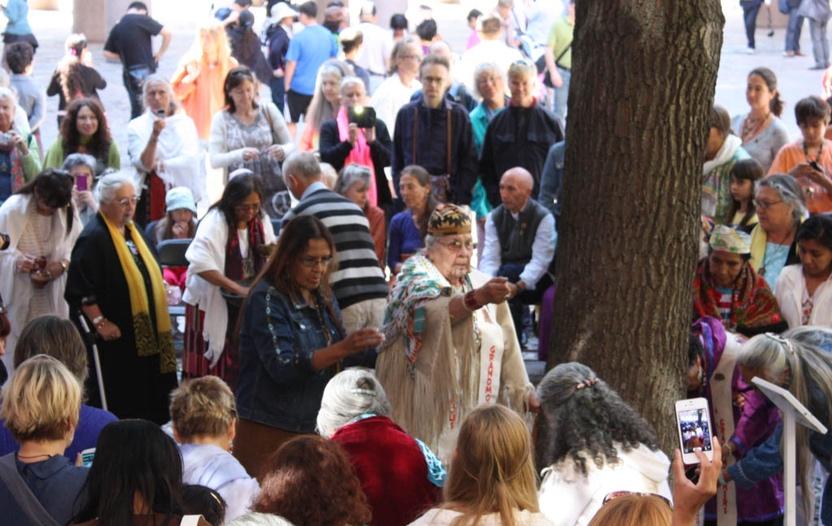 <h6>Grandmothers från hela världen kom till Sverige</h6>