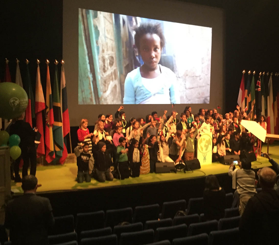 <h6>Childrens Climate Conference in Södertälje, Sweden (CCC2015)</h6>