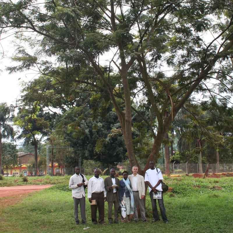 Barnens Mötesplats Lugazi Uganda 2008
