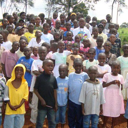 Afrika 2009-12 Julfest Gruppfoto DSC02726