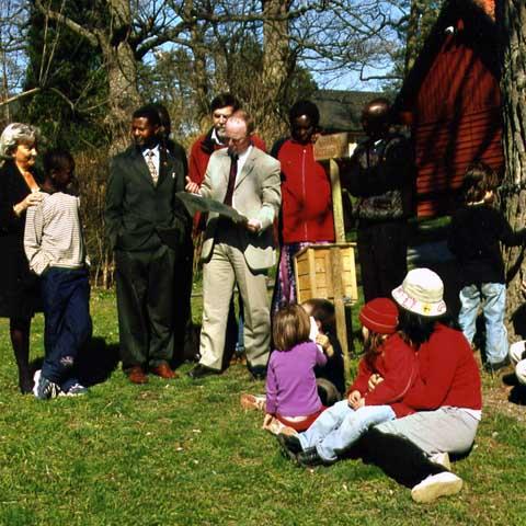 Barnens Mötesplats Värmdö 2002