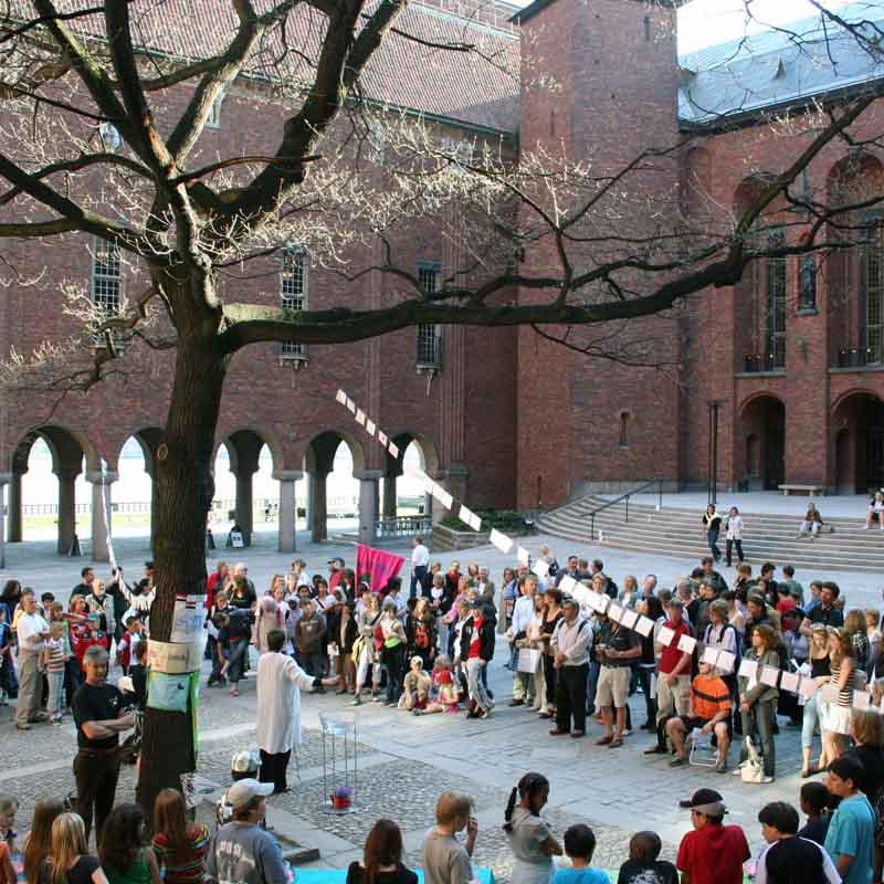 Barnens Mötesplats Stockholm 2006