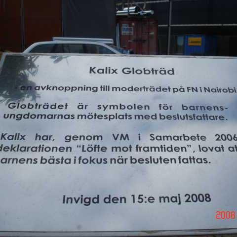 Barnens Mötesplats Kalix 2006