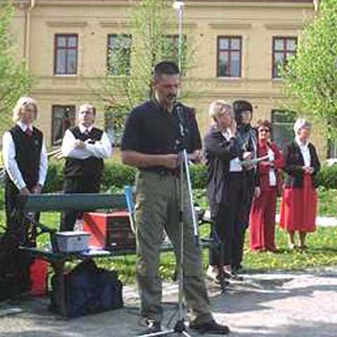 Barnens Mötesplats Sundsvall 2003