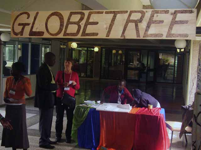 Globetree and the UN