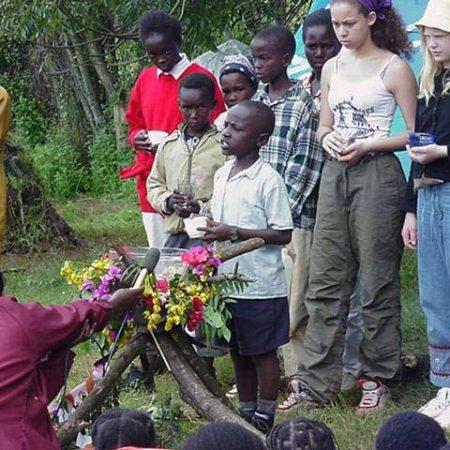 Afrika 2001-05 Bomas  vattencer